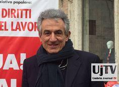 Attilio Solinas, Mdp, vertenza Perugina, esuberi dramma per lavoratori