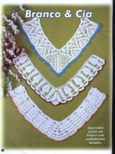 Materiales gráficos Gaby: Hermosa colecciòn de puntillas
