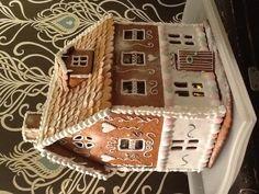 Piparkakkutalo - gingerbreadhouse