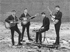 * The Beatles! *  The Bally 'Beauty Spot', Liverpool. Late September 1962. Wednesday.