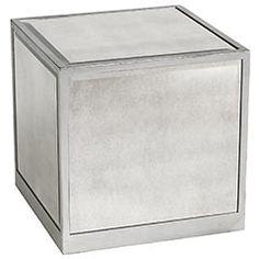 mirrored cube $80