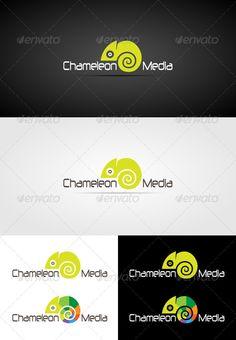 Chameleon Media - Animals Logo Templates
