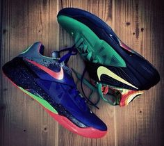 Nike What the KD