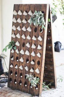 hope ranch wedding escort cards display #riddlingrack #joydevivre #maxwangerphoto Seating Plan Wedding, Seating Plans, Wedding Designs, Wedding Ideas, Wedding Stationary, Happy Anniversary, Unique Weddings, Placecard Ideas, Rustic Wedding