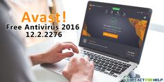 Avast! Free Antivirus 2016 12.2.2276 offers an antivirus program along with malware protection assurance, and elements you're well on the way to require, however, would rather not consider..
