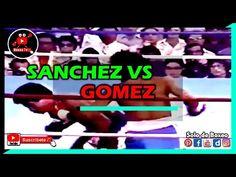▬ EL DIA QUE SALVADOR SANCHEZ NOQUEO A WILFREDO GOMEZ ▬ Mexican Boxers, Boxing Highlights, Salvador, Youtube, Wrestling, Tv, Movies, Movie Posters, Boxing