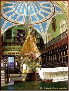 Interior de la Catedral Metropolitana de Nuestra Señora de la Asunción, Santiago de Cuba