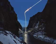 """Kevin Cooley """"Lights Edge"""" #night"""
