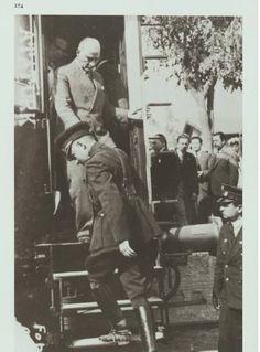 Atatürk-ün Nazilli ziyareti, 9 Ekim 1937