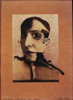 Hannah Hock, Hannah Hoch Collage, Collages, Eva Hesse, Dada Art, Moholy Nagy, Cindy Sherman, Woman Painting, Les Oeuvres