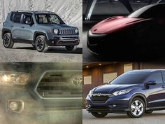 The 13 most intriguing new cars coming in 2015. #Automotive #Cars