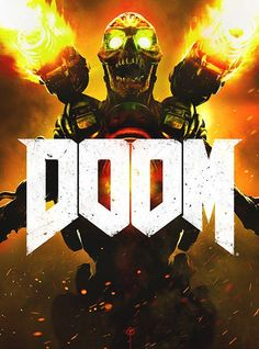 Doom 2016 Video Game Art Poster High Quality Poster Print 24 inch x 36 inch Full Size Poster Rolled in a plastic sleeve Brand New Item Never before displayed or used, Great Collectible Licensed Authentic Doom 4, Doom Game, Xbox 360, Doom 2016, Id Software, Gaming Posters, Keys Art, The Revenant, New Age