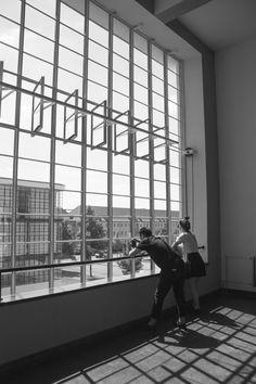 Dessau. GC y PS en la Bauhaus.
