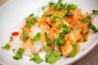 Matlykke: Kylling med sitrongress og chili