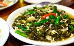 seaweed stir fry | Taiwanese cuisine