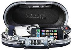 Master Lock 5900D SafeSpace Portable Safe, Gunmetal Grey | shopswell
