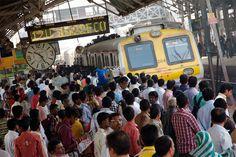 Local Train | Mumbai, India