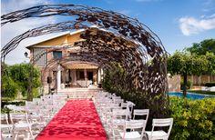 finca #el lebrel. dan ganas de dar el si quiero. #bodas #catering