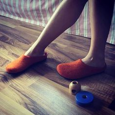 """Galbenus on Instagram: """"Warm mornings with my favourite shoes ❤️ Magicfelt products are warm, soft,colorfull.  They make you feel at home. ☀️…"""" Make You Feel, How Are You Feeling, How To Make, Mornings, Warm, Make It Yourself, My Favorite Things, Feelings, Shoes"""
