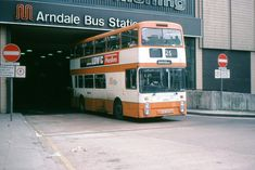Armadale Bus Station- they were the days working as a Saturday girl in the arndale. The orange buses ♡ Manchester Buses, Manchester Football, Manchester City Centre, Manchester Police, Manchester England, Best Hotel Deals, Best Hotels, Old M, Vintage Children Photos