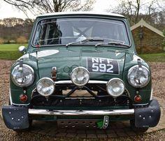 1963 Austin Mini 850cc built to Downton Specification | Premium Classic Cars