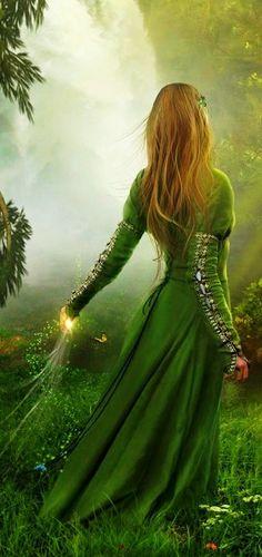 Feel my magic...
