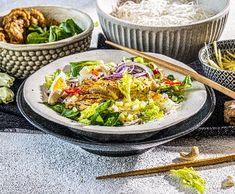 Kuřecí rýžový curry salát   Recepty Albert Ethnic Recipes, Food, Essen, Meals, Yemek, Eten