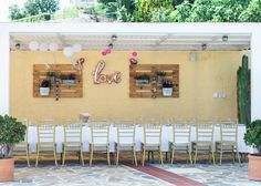 family style wedding reception. wedding dinner kefalonia wedding Cooridantor: Cleopatra's weddings Wedding Dinner, Wedding Reception, Family Style Weddings, Wedding Coordinator, Table Decorations, Home Decor, Marriage Reception, Decoration Home, Room Decor