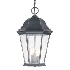 "Acclaim Lighting 5226 Richmond 3 Light 19.5"" Height Outdoor Pendant"