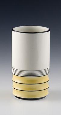 Vase by Nora Gulbrandsen for Porsgrund Porselen. Production 1932. Model 1554?