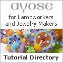 some free tutorials on metal embossing, and lamp workings