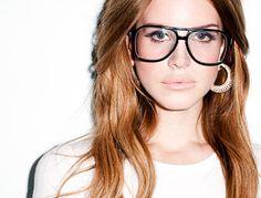 Lana Del Rey glasses