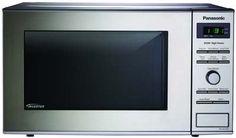 8. Panasonic NN-SD372S Microwave