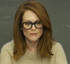 Julianne Moore's eye glasses in Still Alice