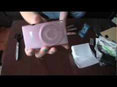 Unboxing Canon PowerShot 110 hs ELPH | FIRST IMPRESSIONS