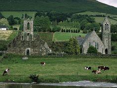 Baltinglass Abbey, County Wicklow