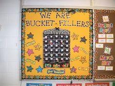 I like this Bucket Filler idea!