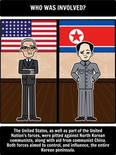 Cold War activities - 5 Ws of the Korean War: In this activity, students will use a Spider Map to identify the major components of the Korean War.