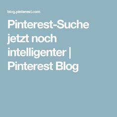 Pinterest-Suche jetzt noch intelligenter | Pinterest Blog