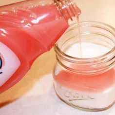 ♥ SUGAR HAND SCRUB ♥    Fill mason jar 3/4 of the way full with sugar.    Add dawn dish soap until it reaches just below the mouth of the jar.~ The pink one that has the Olay in it is the best! It smells good and moisturizes!    Stir the sugar and soap together until it is paste like. If it seems to be too runny, add a little sugar at a time until it is the desired consistency.    You can tie with a jute twine or ribbon and give as a gift, or hog it all for yourself!! So cheap and easy!!