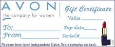 Avon Display Ideas | Click to Join Avon Online! Enter Ref Code: gwalden