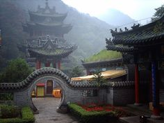 Qiānshān National Park is a mountainous area in Liaoning Province China, by… Siena, China Image, Asian Architecture, Martial, Fire Nation, China Travel, The Last Airbender, Harbin, Places To See