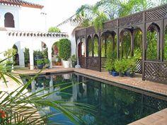 Villa Maroc in Las Lomas del Marbella Club, Spain