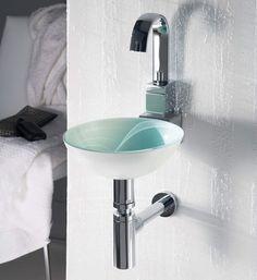 Bathco Rs 3 umywalka nablatowa szklana 27x10 - 3015  http://www.hansloren.pl/Ceramika-sanitarna/Umywalki/BATHCO