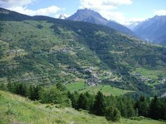 Landscapes  (Valle d'Aosta-Italy)