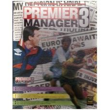 Premier Manager 3 for Commodore Amiga from Gremlin