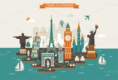 Create Your Own Infographics with These 65 Templates ~ Creative Market Blog