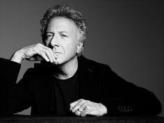 Dustin Hoffman by Andrew Macpherson