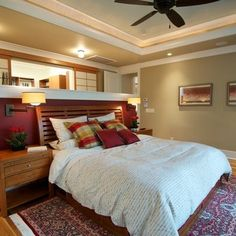 Headboard Walls Design, Pictures, Remodel, Decor and Ideas - page 11