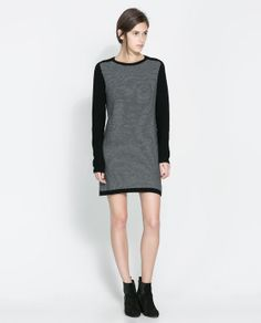 Image 1 of COMBINATION DRESS from Zara